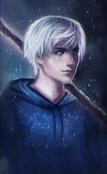 Jack Frost by Neidii