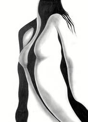 Abstract Nude by gtsmover