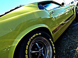 70 BOSS 302 Mustang by Nutdeep