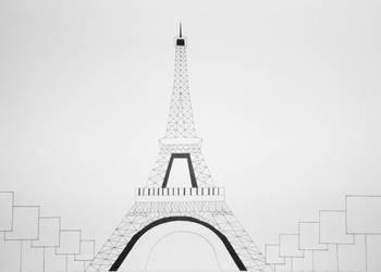 Eifel Tower by cryingpain