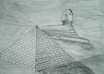 Piramids by cryingpain