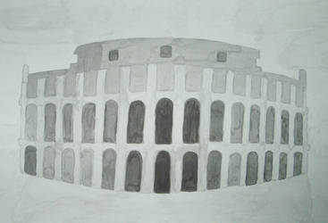 Coloseum by cryingpain