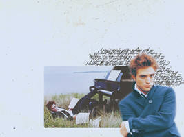 Robert Pattinson wallpaper 3 by DetectiveMaya