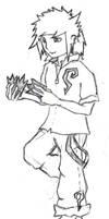 Lumin - KHI Character by KH-XIII
