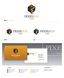 Pixelbox - Logo by xo