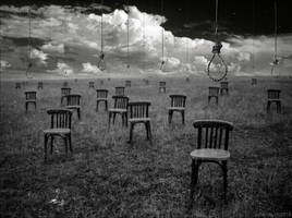 Musical Chairs by ashsivils
