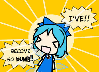 Cirno likes Linkin Park by Tsukune429