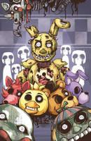 Hello kids, it's Murdertime by KrazyD
