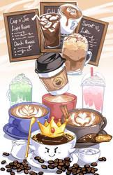 Caffeine Queen by KrazyD
