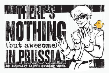Prussia tourism - APH by belligerent