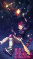 I'm Free, Free Falling by ReiTuki