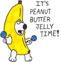 Peanut Butter Jelly Time by saxguygb