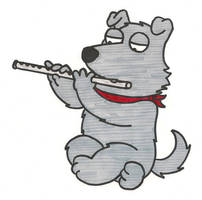 New Brian - Flautist by saxguygb