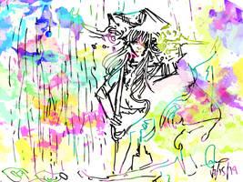 #52 Strange Rain by Gelodevs