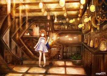 starlight house by Xsaye