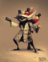 merry doc Black Volta by trejoeeee