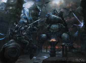 The Last Knight Standing by trejoeeee