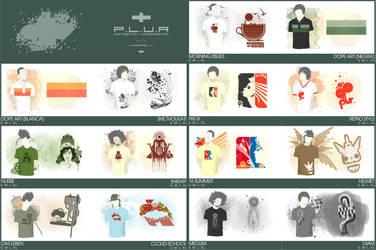 Plur T-shirt Catalogue 06-07 by Rodier