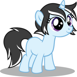 Filly Vector Commission by LankySandwich