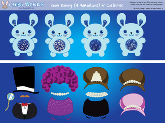 Patterbunny Contest Entry by Somebodylost