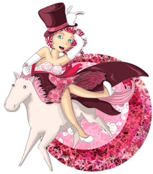 Cute Lolita Dana by Somebodylost