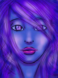 Nightly Blue by Somebodylost