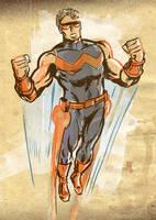 Wonder Man WCA by TheCosmicBeholder