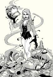 Claire Jones Returns by TheCosmicBeholder