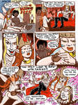 Abui Travels To The Bleeding Rose P1 by TheCosmicBeholder