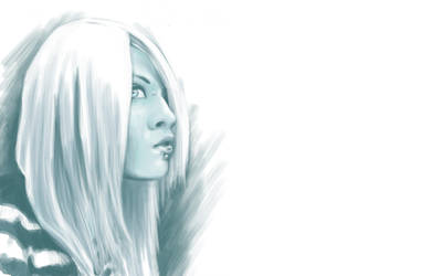 Tripper Hippy: White by leiana