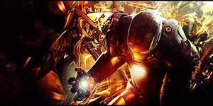 IronMan by Wallbanger6
