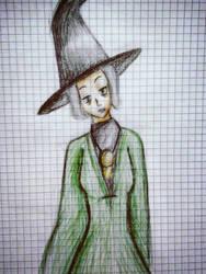 HP ~ McGonagall by Petra-K-Z