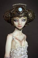 The Bride of Frankenstein by Marina-B