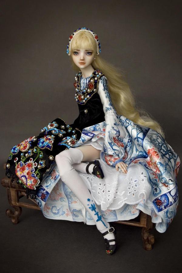 Alice by Marina-B