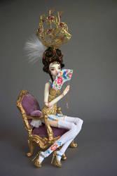 Lolita seated by Marina-B