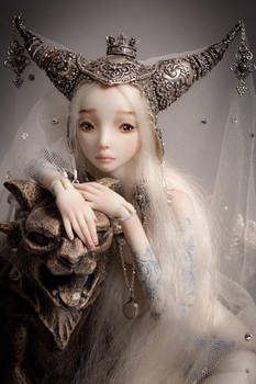 Beauty and the Beast by Marina-B