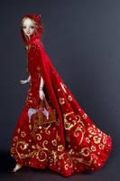 Enchanted Red Riding Hood by Marina-B