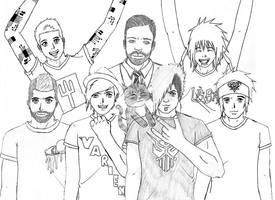 The FiXT Crew by Lynxxy83