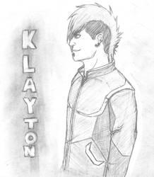 Klayton Sketch Oops by Lynxxy83