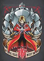 FullMetal Alchemist: Brotherhood by TrulyEpic