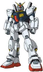 RX-178NT Gundam MK II NT by Zerg170