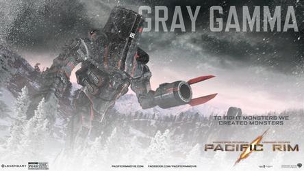 Gray Gamma by Zerg170