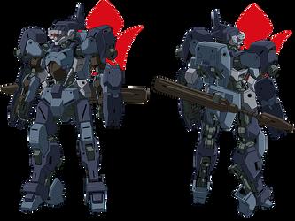 STH-16tc Shiden Custom by Zerg170