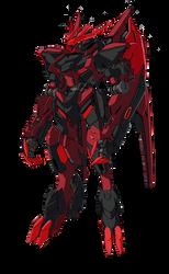 ASW-G-XX1D Gundam Draconis Rex by Zerg170