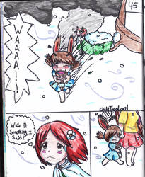 Drawn to Life the Manga page 45 by ChibiTacoLord
