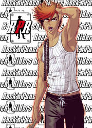 PRP chapter#2 cover by ilpuci