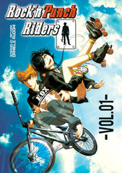 RPR - Vol. 1 cover by ilpuci