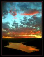 Sunset IV by Arathrim