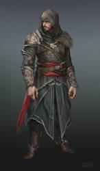 Ezio (Revelations) by ert0412