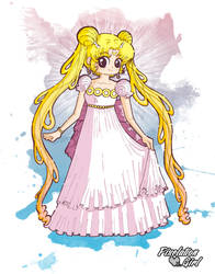 Princesa Serena by PixelationGirl